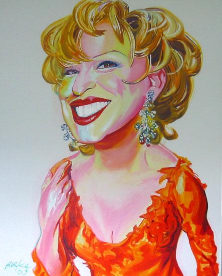 Artwork By Philip Burke SKU#012325