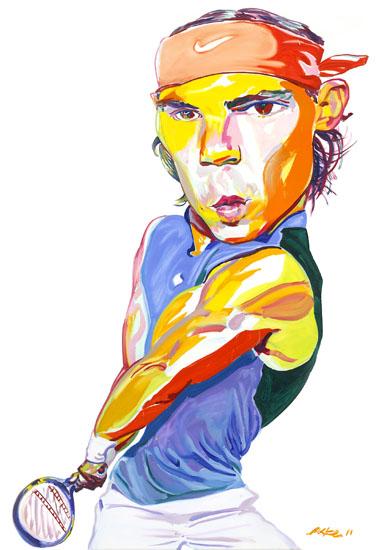 Artwork By Philip Burke SKU#012375