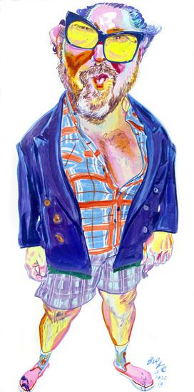 Artwork By Philip Burke SKU#012383