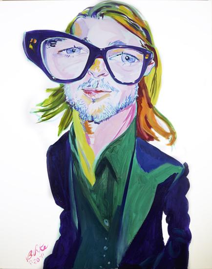 Artwork By Philip Burke SKU#012386