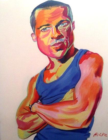 Artwork By Philip Burke SKU#012402