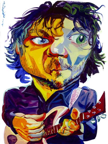 Artwork By Philip Burke SKU#012417