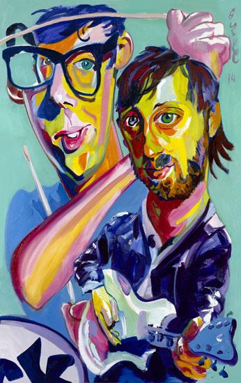 Artwork By Philip Burke SKU#012419