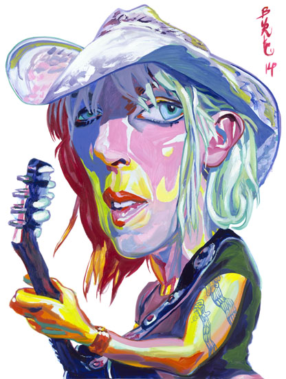 Artwork By Philip Burke SKU#012421