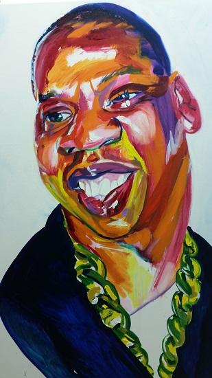 Artwork By Philip Burke SKU#012444