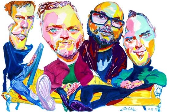 Artwork By Philip Burke SKU#012542