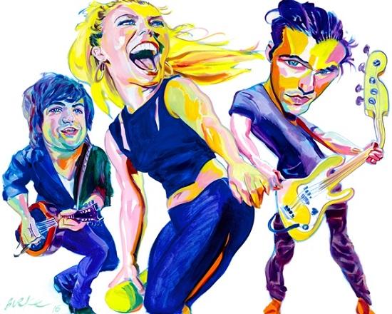 Artwork By Philip Burke SKU#012547