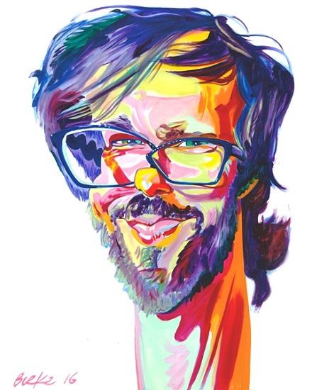 Artwork By Philip Burke SKU#012548