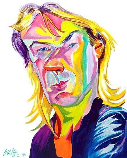 Artwork By Philip Burke SKU#012552