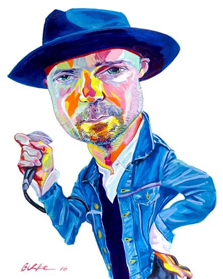Artwork By Philip Burke SKU#012659