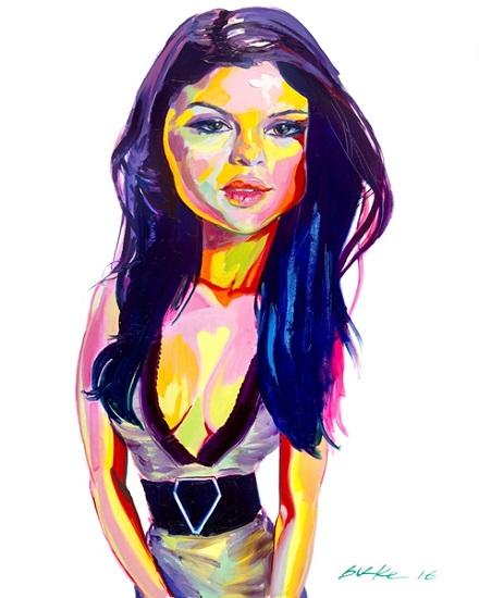 Artwork By Philip Burke SKU#012697