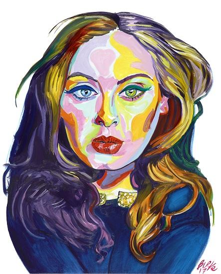 Artwork By Philip Burke SKU#012708
