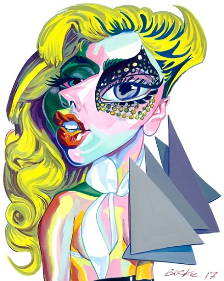Artwork By Philip Burke SKU#012721
