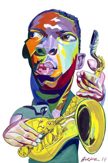 Artwork By Philip Burke SKU#012722