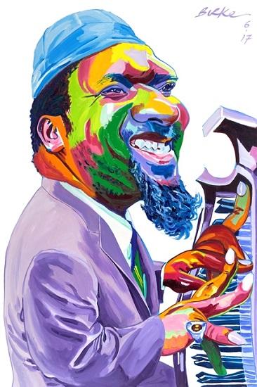 Artwork By Philip Burke SKU#012723