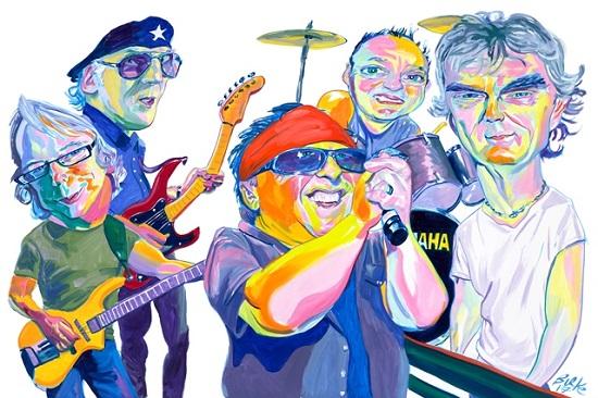 Artwork By Philip Burke SKU#012790