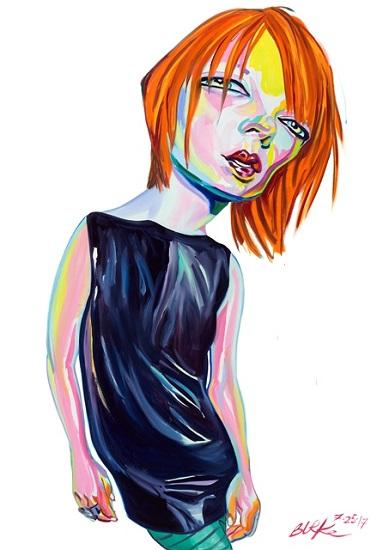 Artwork By Philip Burke SKU#012791