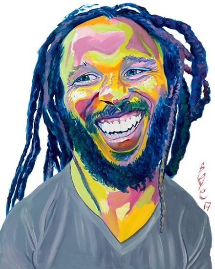 Artwork By Philip Burke SKU#012792